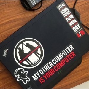 My other computer is your computer